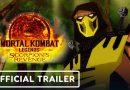 Animação Mortal Kombat Legends: Scorpion's Revenge ganha seu primeiro trailer oficial