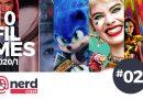 Arroba Nerd Cast #02 | Os 10 Filmes Mais Esperados do 1º Semestre de 2020