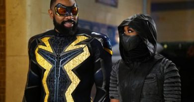 Black Lightning | 3×10 – The Book of Markovia: Chapter One:  Blessings and Curses Reb