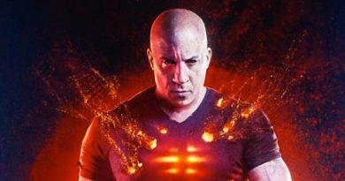 Vin Diesel libera cartaz animado de Bloodshot!