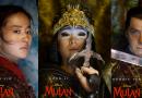 Disney libera cartazes individuais de Mulan!