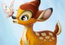 """Disney contrata dupla de roteiristas para versão em """"live-action"""" de Bambi!"""