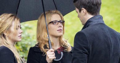 Liberadas as primeiras fotos do último episódio de Arrow que mostra participações especiais!