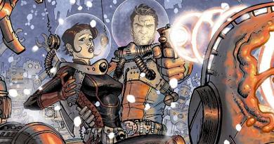 Amazon desenvolve série baseada nos quadrinhos Fear Agent!
