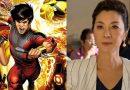 Michelle Yeoh negocia participação em Shang-Chi, afirma site!