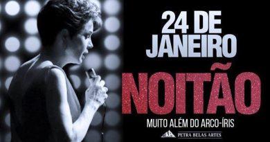 Noitão Petra Belas Artes de Janeiro é em homenagem para Judy Garland!