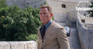 Novas fotos de 007 – Sem Tempo Para Morrer mostram mais dos personagens do filme!