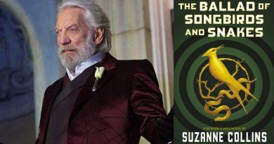 Presidente Snow é o protagonista do novo livro da saga Jogos Vorazes!