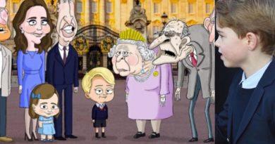 HBO Max encomenda série animada The Prince em que o Príncipe George comenta os acontecimentos da Família Real inglesa!