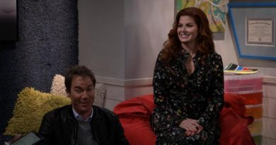Will & Grace | 11×08 – Lies and Whispers
