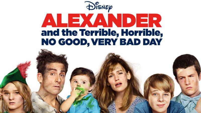 Reboot de Alexandre e o Dia Terrível, Horrível, Espantoso e Horroroso será  focado em família latina | Arroba Nerd