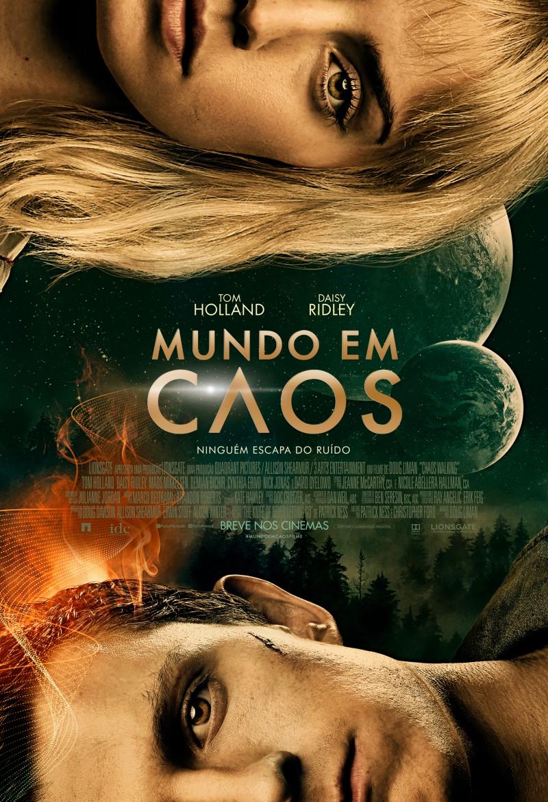 Mundo em Caos - Poster