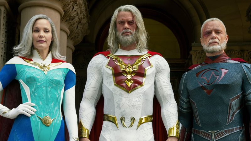 Quem é quem em O Legado de Júpiter, a nova série de super-herói da Netflix?    Arroba Nerd