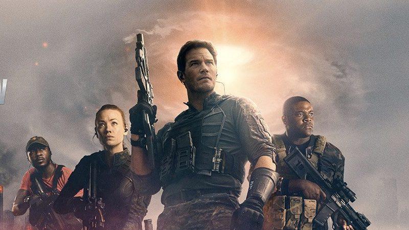 Viagem no tempo e apocalipse no trailer de The Tomorrow War que chega no  Prime Video em Julho | Arroba Nerd